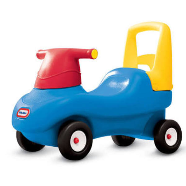 218: LITTLE TIKES PUSH AND RIDE RACER