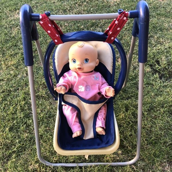 G32: Baby Rocking Frame
