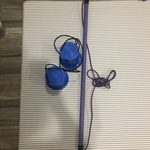 H58: Plastic Stilts and Skipping Rope