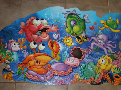 A63: Silly Sea Double Sided Puzzle