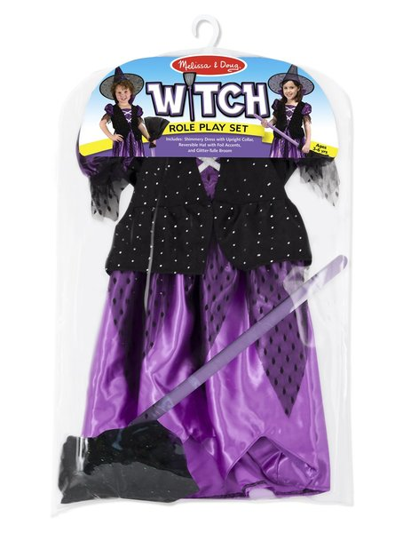 G154: Witch Costume