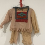 G159: American Indian Costume