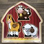 A40: Barn Yard Puzzle