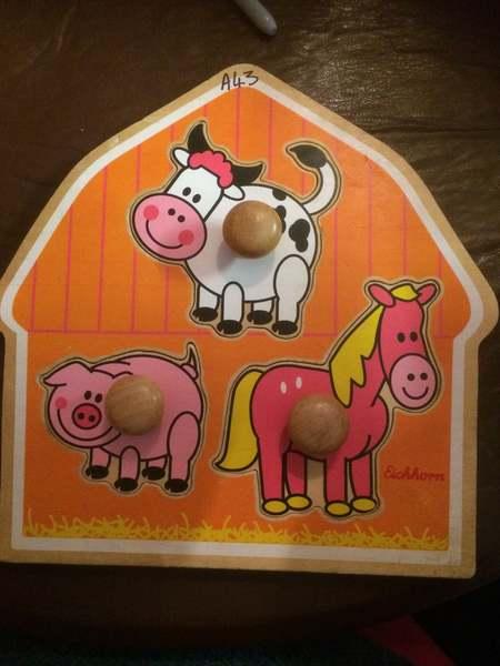 A43: Chunky farm puzzle