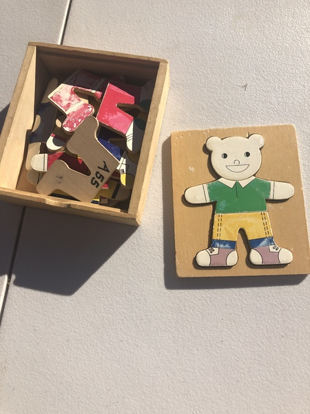 A55: Bear Puzzle