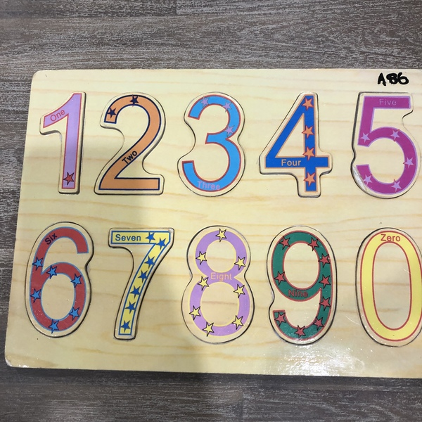A86: Number Puzzle