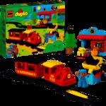 C50: Duplo Steam Train and Bridge Expansion Pack