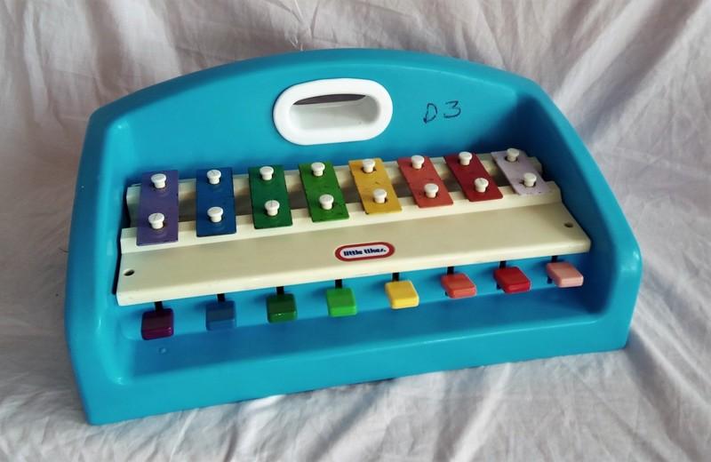 D3: Tap A Tune Piano