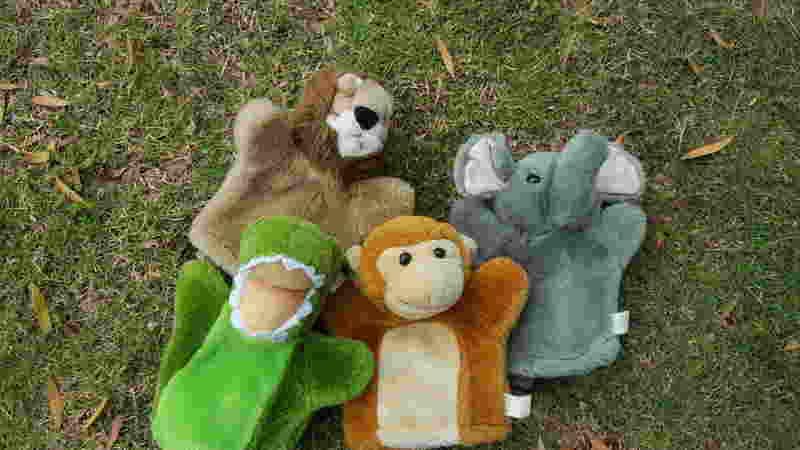 G25: Animal Puppets
