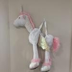 G68: unicorn wrap and ride costume