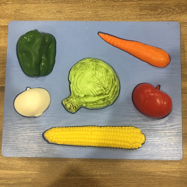 C177: Vegetable Tray Puzzle