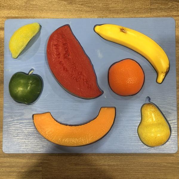 C180: Fruit Tray Puzzle