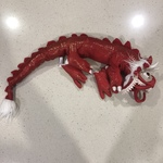 G99: Red Dragon Body Puppet