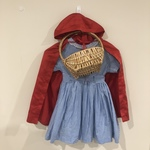 G111: Little Red Riding Hood Costume