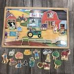 C163: Farm Magnetic Story Board
