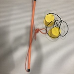 H55: Plastic Stilts and Skipping Rope