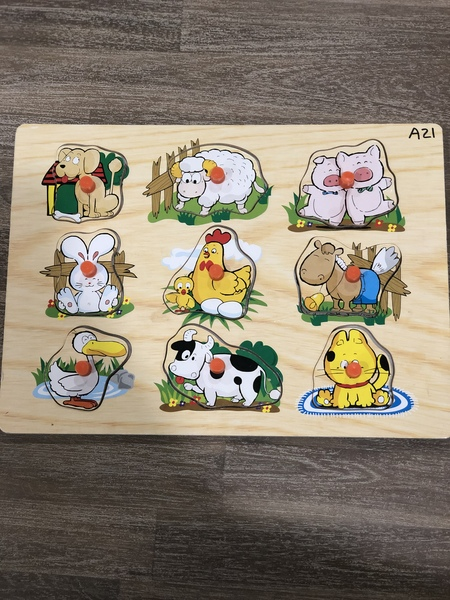 A21: Animal Puzzle