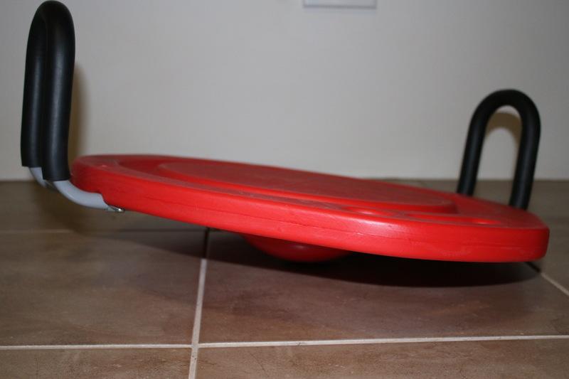 F40: Weplay Balance Board with handles