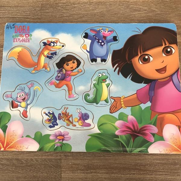 A45: Dora the Explorer Puzzle