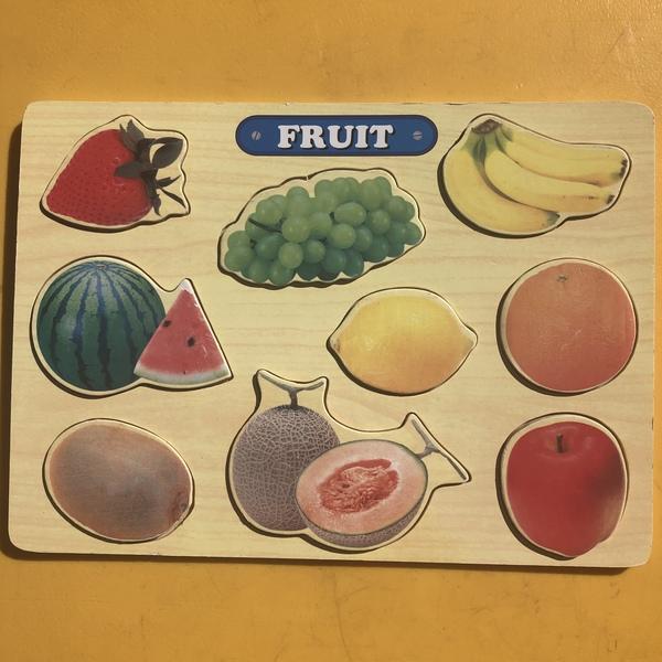 A72: Fruit Puzzle