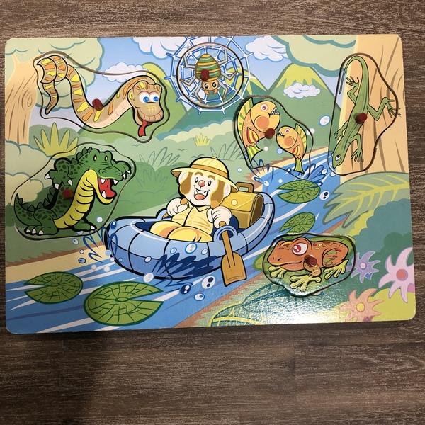 A103: Wildlife Puzzle