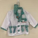 G196: Doctor Role Play Costume