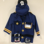 G198: Police Officer Role Play Costume