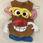 G199: Mr Potato Head Costume