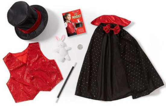 G252: Magician Role Play Costume