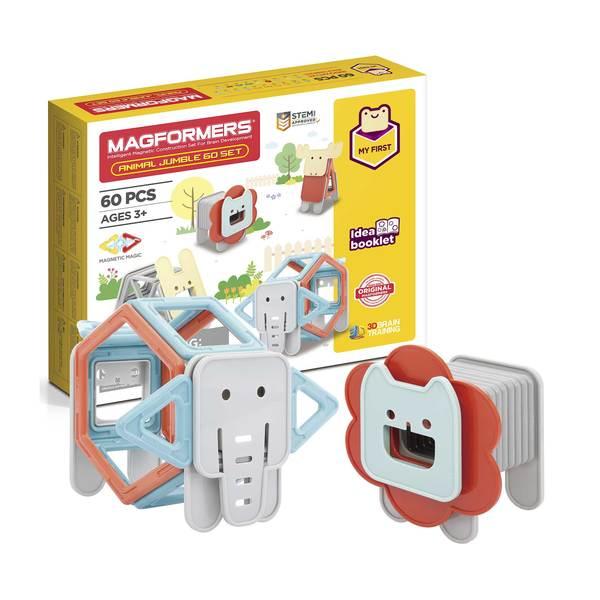 B139: Magformer Animals