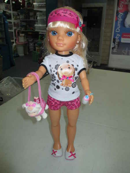 H37: Nancy Doll