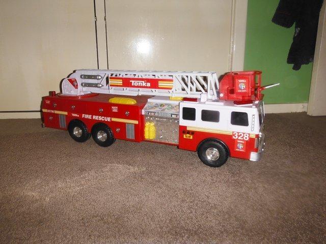 M65: Fire Engine