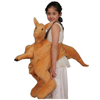 D051: Kangaroo Costume