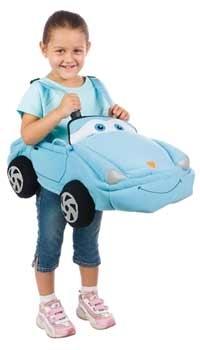 D056: Cars-Sally Dress Up