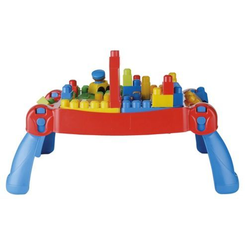 TD60: Mega Blocks table