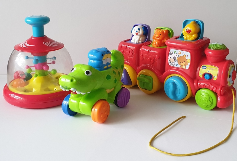 B38: Push and Go Toys