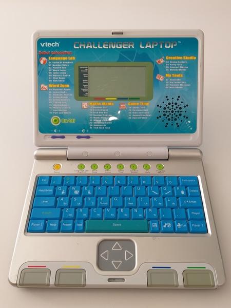 EL3: Challenger Laptop
