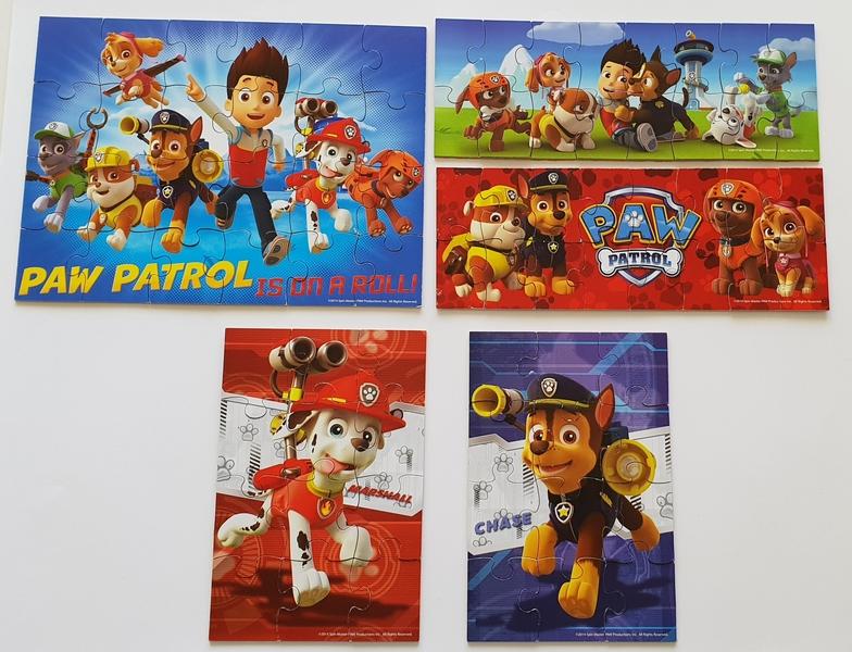 PG52: Paw Patrol Puzzle Box