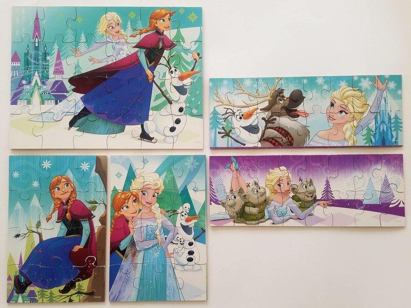 PG400: Frozen Puzzle Box Set