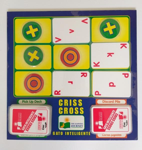 PG1443: Criss Cross