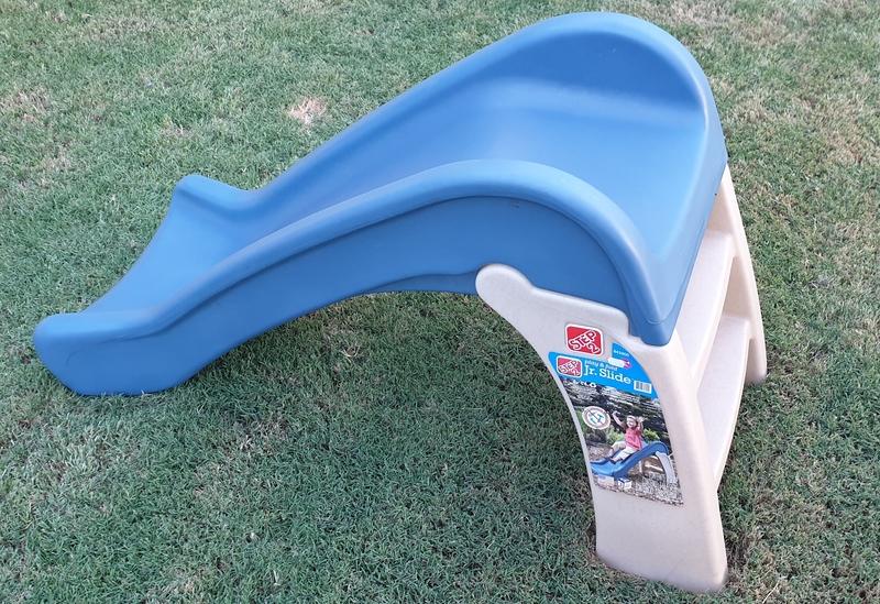 O42: Play & Fold Jnr Slide