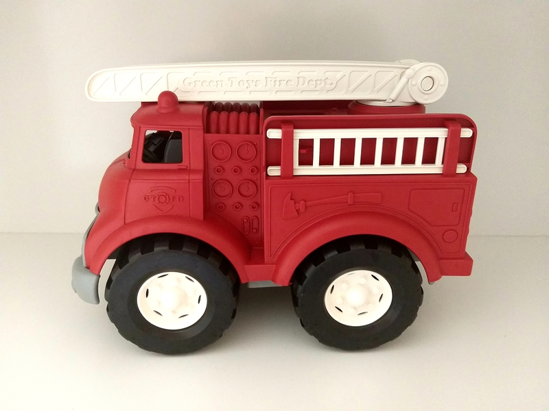 VT17: Green Toys Fire Engine
