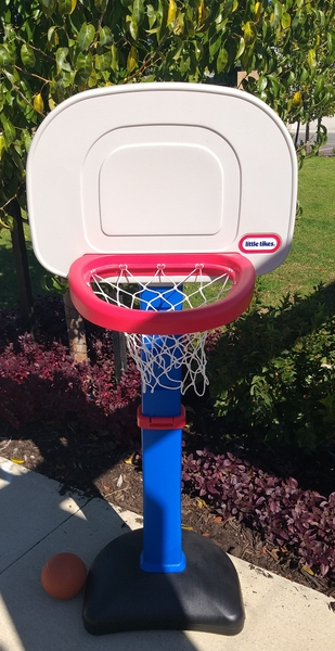 O10: Easy Score Basketball Set