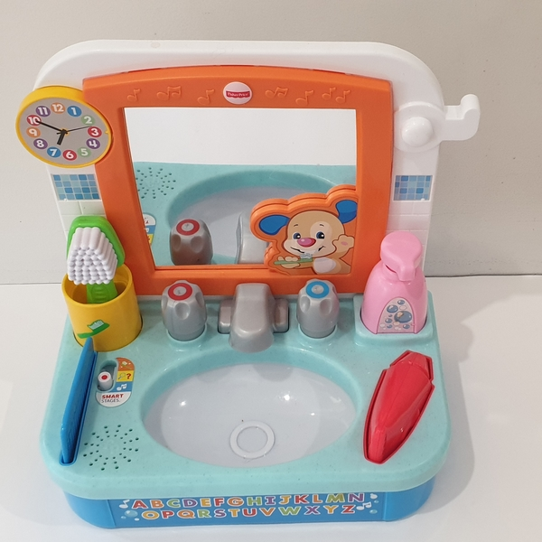 B30: Fisher Price Let's Get Ready Sink