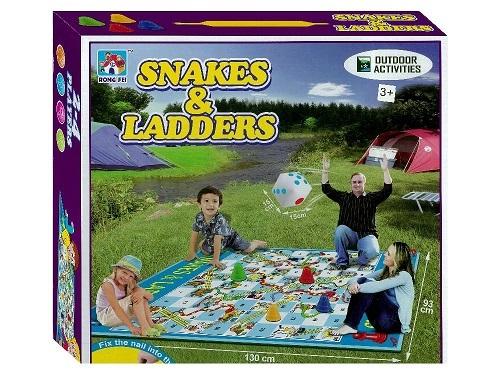 PG94: Giant Snakes & Ladders