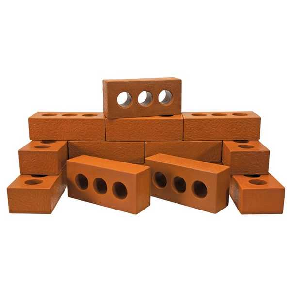 C20: Pretend House Bricks Set