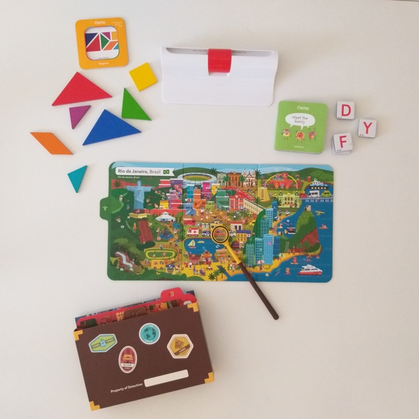 EL28: Osmo Genius Kit and Detective Agency