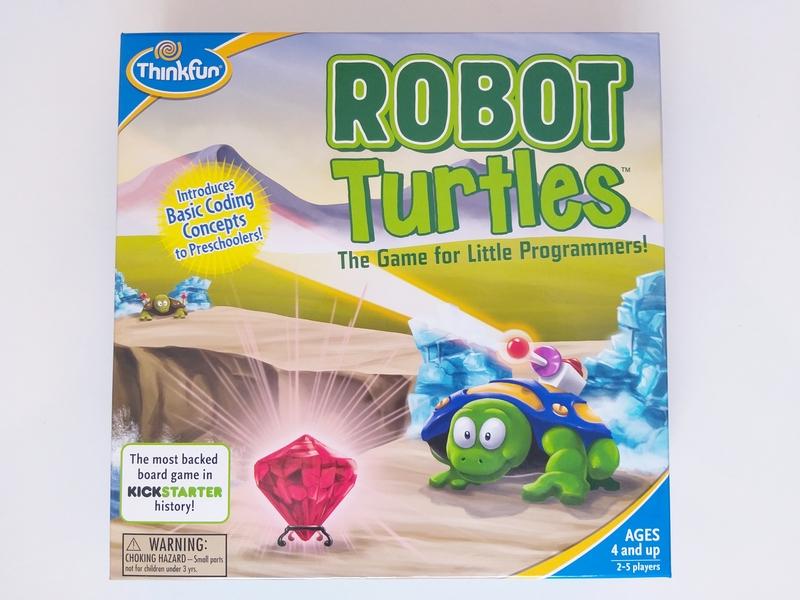 PG106: Robot Turtles