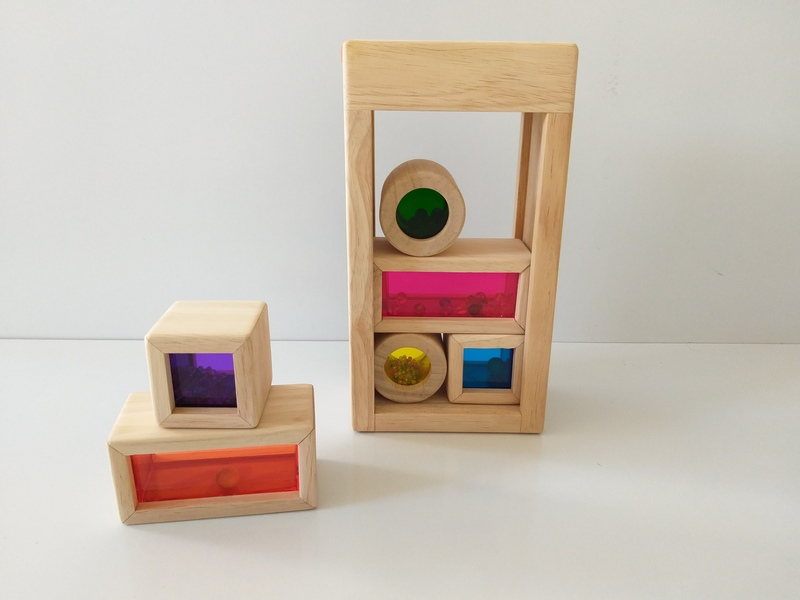 B50: Rainbow Sound Blocks