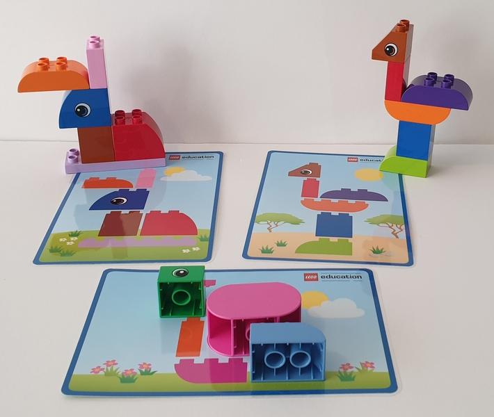 PG126: Lego Animal Duplo